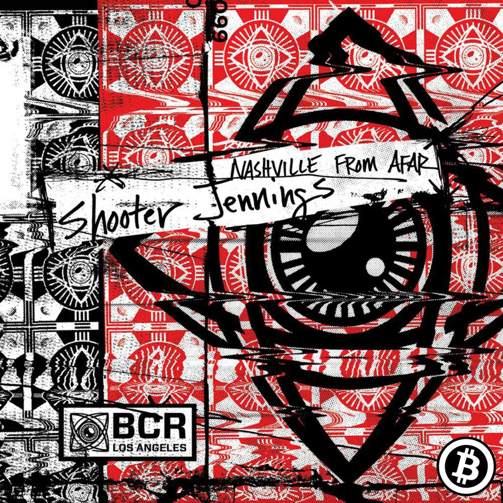 "Country Singer Shooter Jennings' New Single ""Nashville from Afar"" 50% off If Paid In Bitcoin"