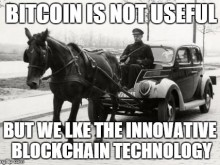 Bitcoin is not useful!