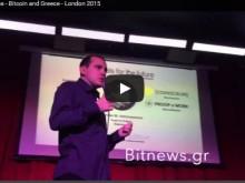 Antonopoulos – Bitcoin and Greece – London 2015