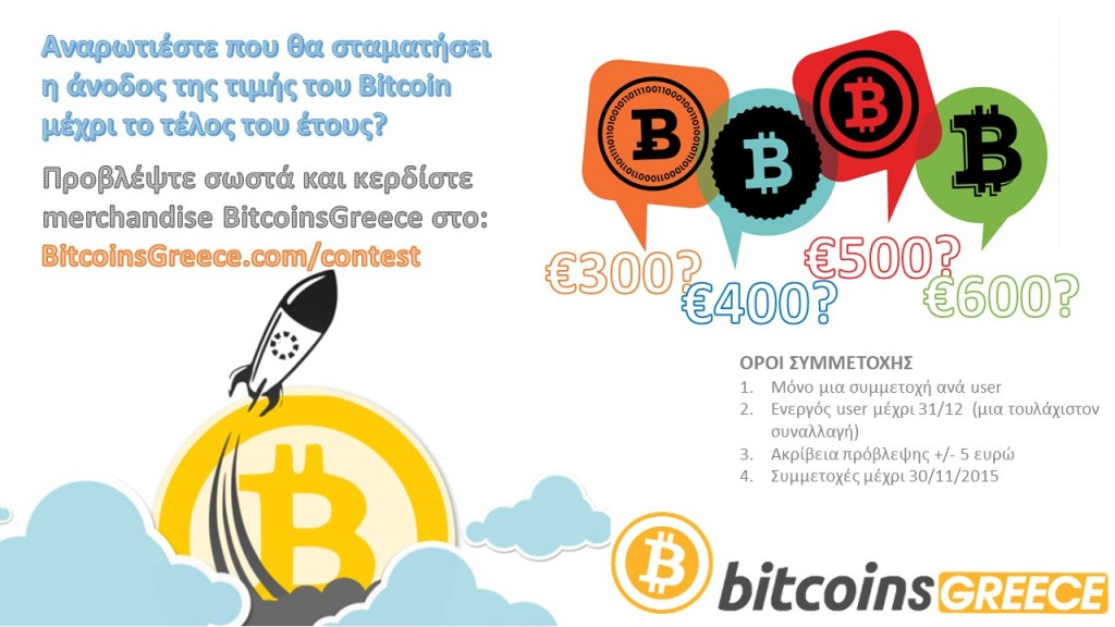 bitcoin price contest